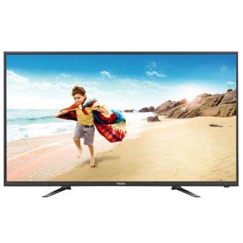 """Haier 32"""" Full HD TV Hitam - Model 32F6500"""