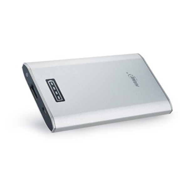 Hame H5 Power Bank - 5300mAh - Silver