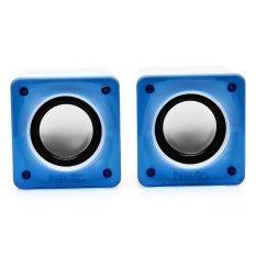 Havit HV-SK428 USB Portable Speaker - Biru