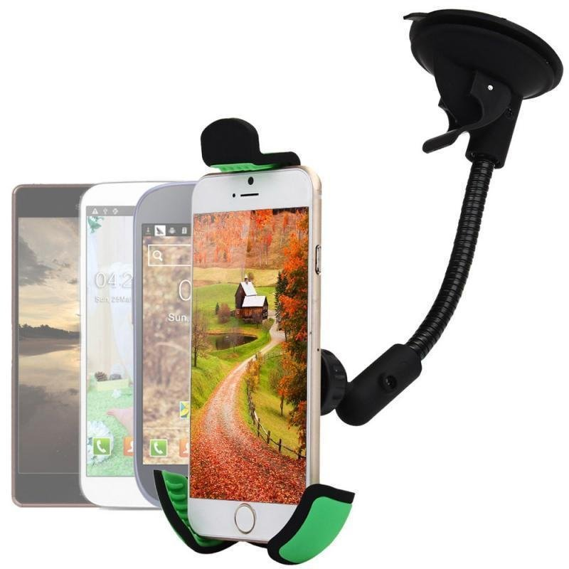 HC21K Car Mount Holder with 360 Degrees Rotation for iPhone 6 Samsung S6 GPS