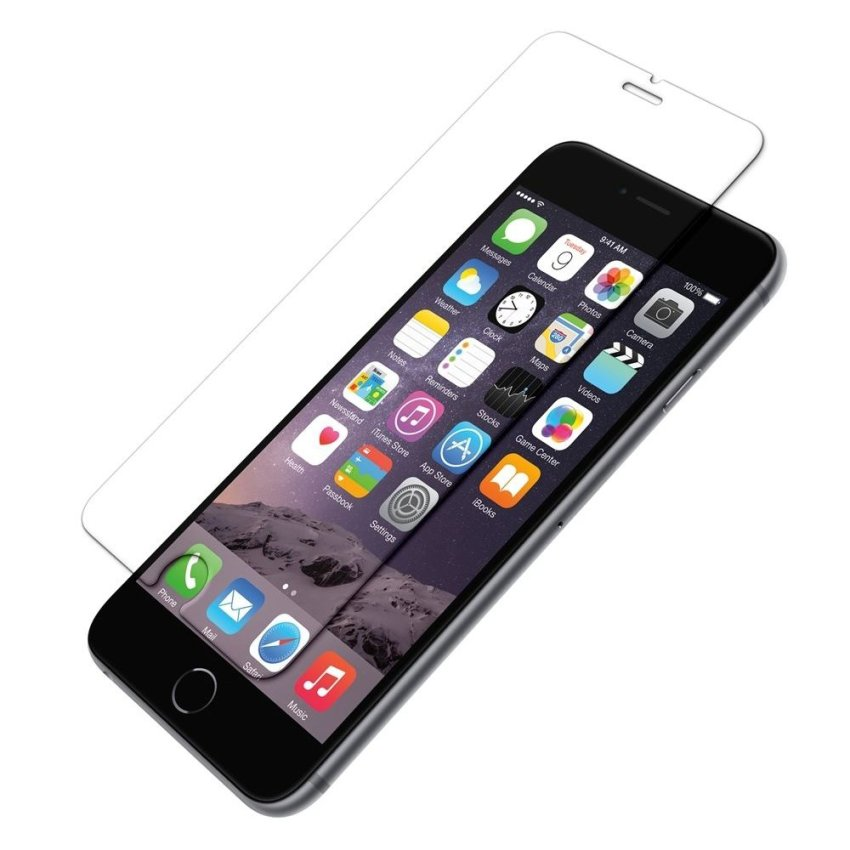 HD Clear Tempered Ballistic Glass Screen Protector for iPhone 6s Plus (5.5 inch screen) (Intl)