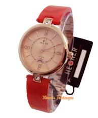 Hegner Hegner - H5005 - Jam Tangan Wanita - Mika - (Merah)