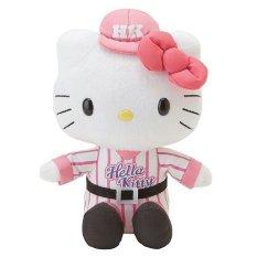 Hello Kitty Boneka Hello Kitty Baseball Sanrio Original