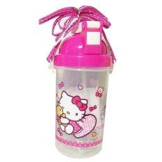 Hello Kitty Botol Minum Sedot Hello Kitty Canteen 02 BPA Free Original
