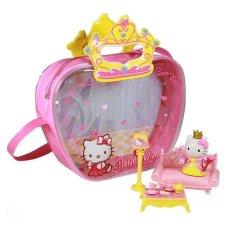 Hello Kitty Mainan Figure Hello Kitty Princess Sanrio Original