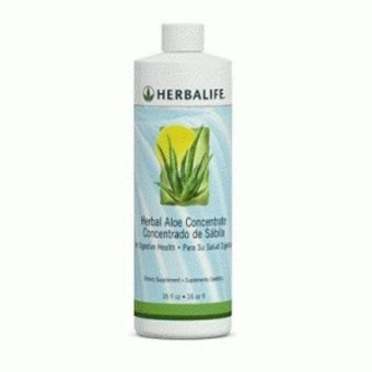Herbalife Aloe Concentrate | Lazada Indonesia
