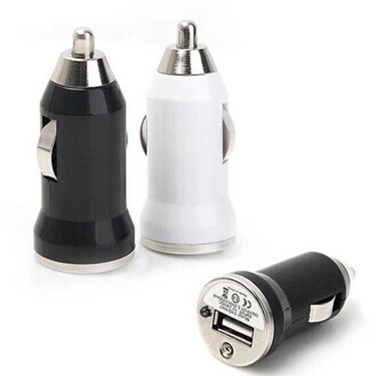 High Quality Bullet Car Charger (Black) (Intl)