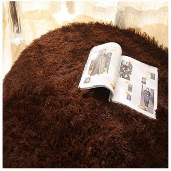 High Quality Floor Mats Modern Shaggy Round Rugs And