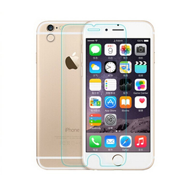 High Quality Premium Tempered Glass Film Screen Protector for iPhone 6 Plus (Intl)