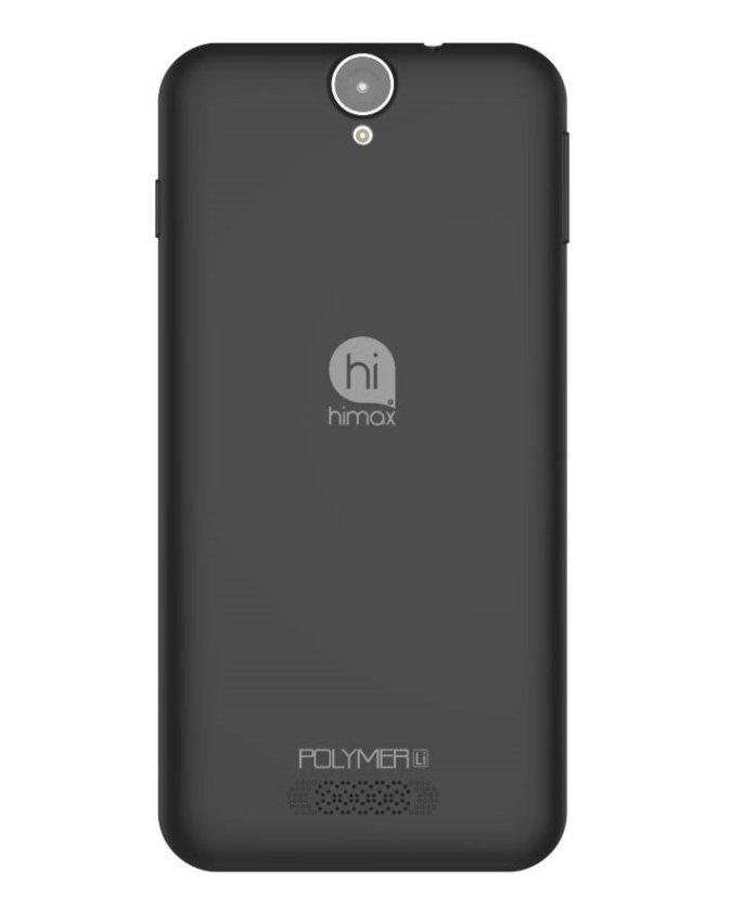 Himax Polymer Li - Hitam + Bonus Case, Screen Guard