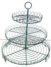 HK 3B Wire Rack Cup CakeTingkat