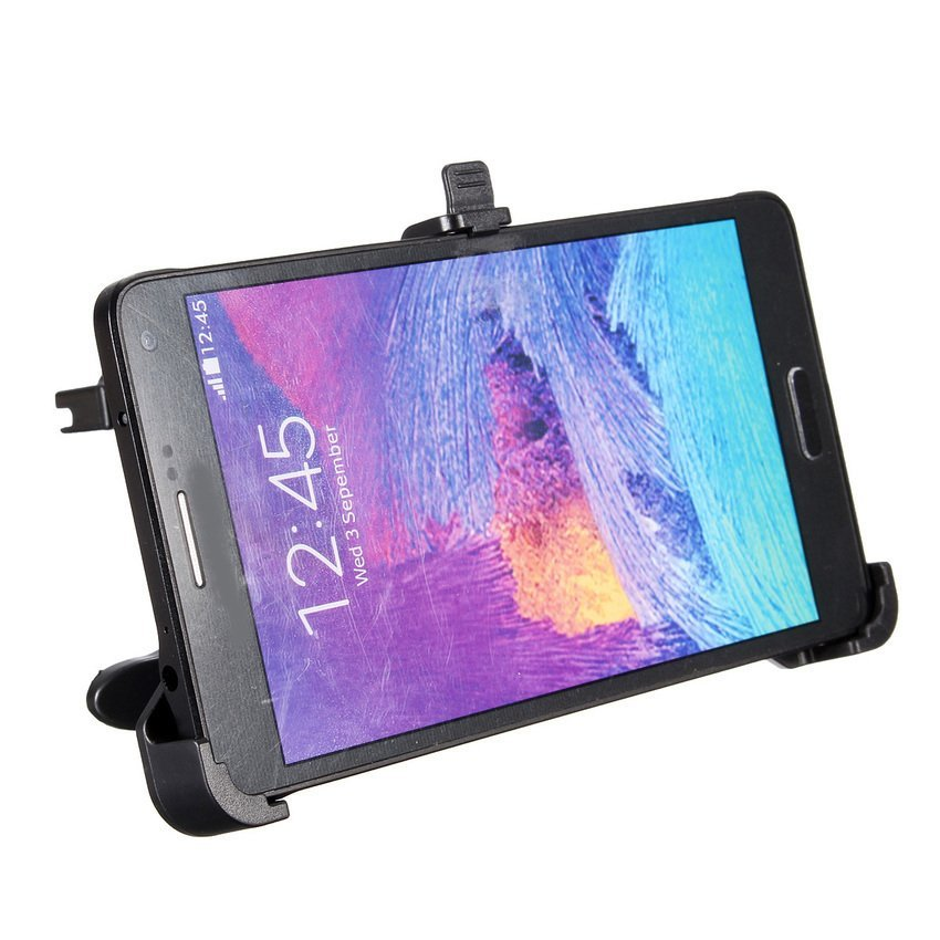 HKS 360- Rotating Car Air Vent Cradle Mount Holder For Samsung Galaxy Note 4 N9100 (Intl)