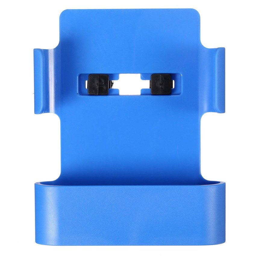 HKS Car Air Vent Clip Mount Holder Cradle Stand For iPhone 6 Galaxy S3 S4 S5 HTC M9 (Blue) (Intl)