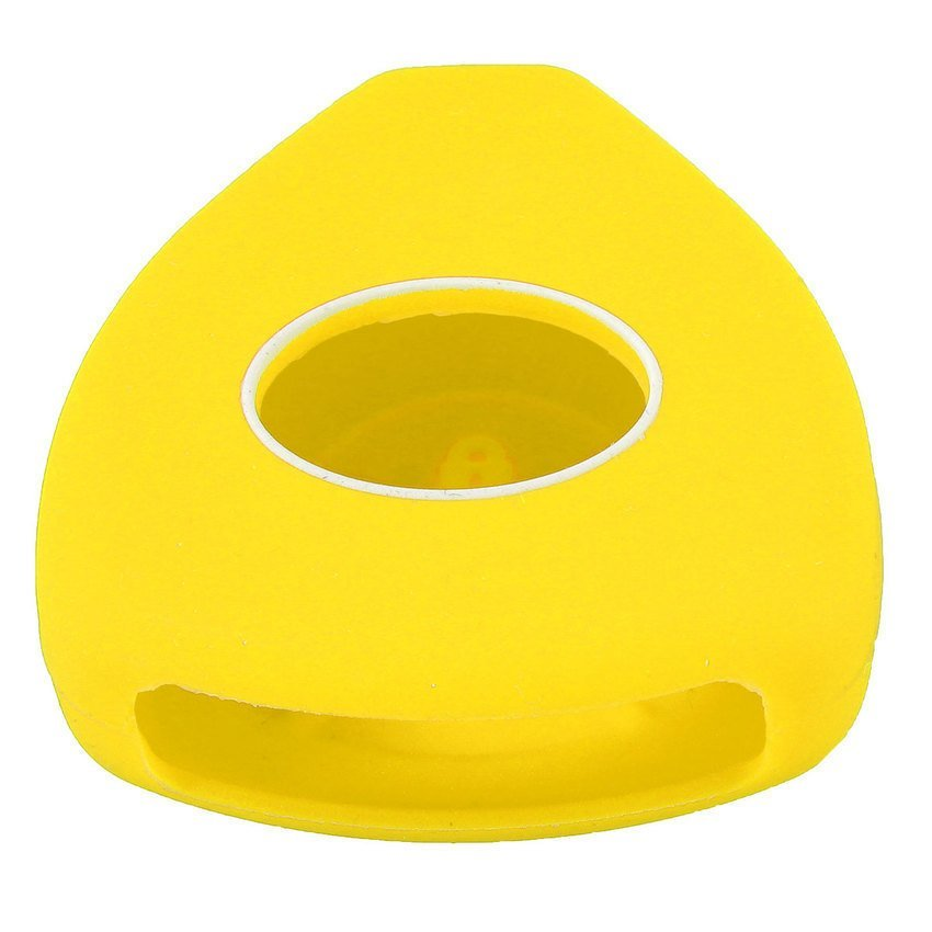 HKS Silicone Skin Cover Shell for TOYOTA Remote Key Case Fob CV4401 BK (Yellow?? (Intl)