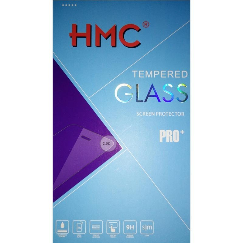 HMC Untuk Sony Xperia Z Tempered Glass - 2.5D Real Glass & Real Tempered Screen Protector