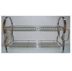 Home Line Rak Piring Minimalis Modern Stainless Steel Model 8