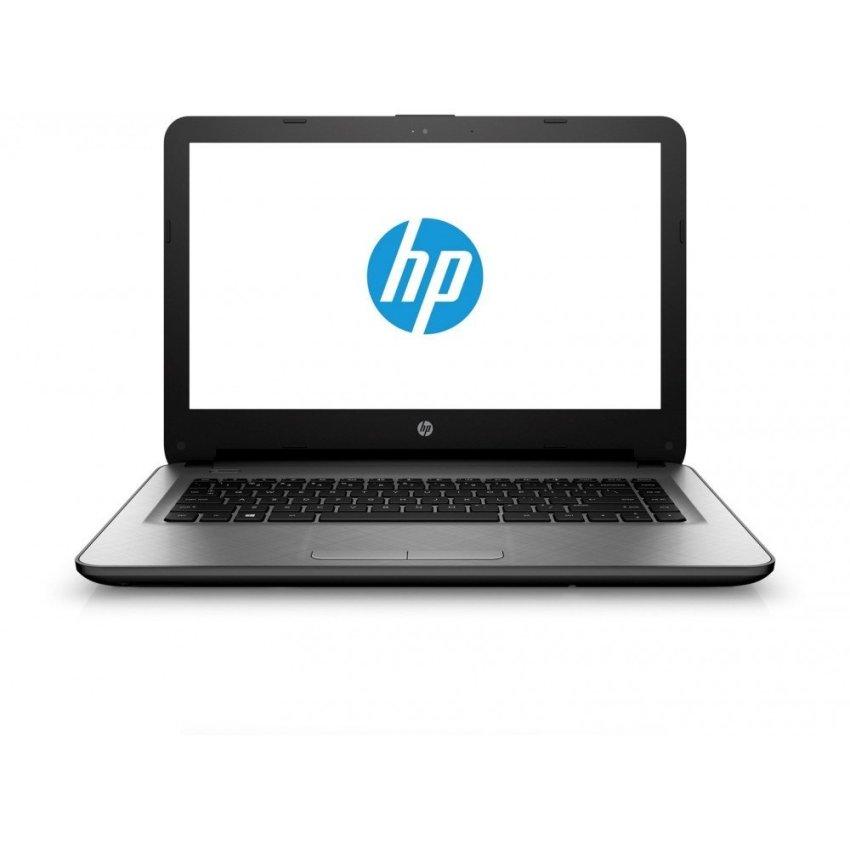 HP 14-ac144TX i3-5005U - 4GB - 500GB - R5 330M 2GB - DOS - 14.0 HD - Silver - Resmi