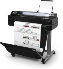 HP Designjet CQ890A - T520 24 inc - Hitam