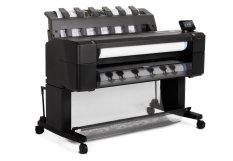 HP Designjet - CR356A - T1500 36-in ePrinter - Hitam