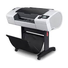 HP Designjet CR647A - T790 24-in ePrinter - Hitam