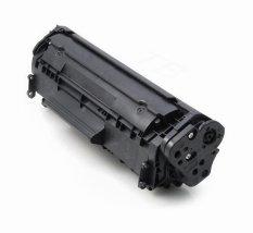 HP Indoprint HP 12A Compatible Cartridge Toner Printer Laserjet -Q2612A - Hitam