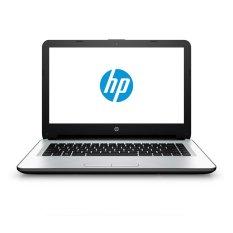 """HP Notebook 14-AC156TU - 14"""" - Intel Core i3-5005U - 2GB RAM - DOS - Silver"""