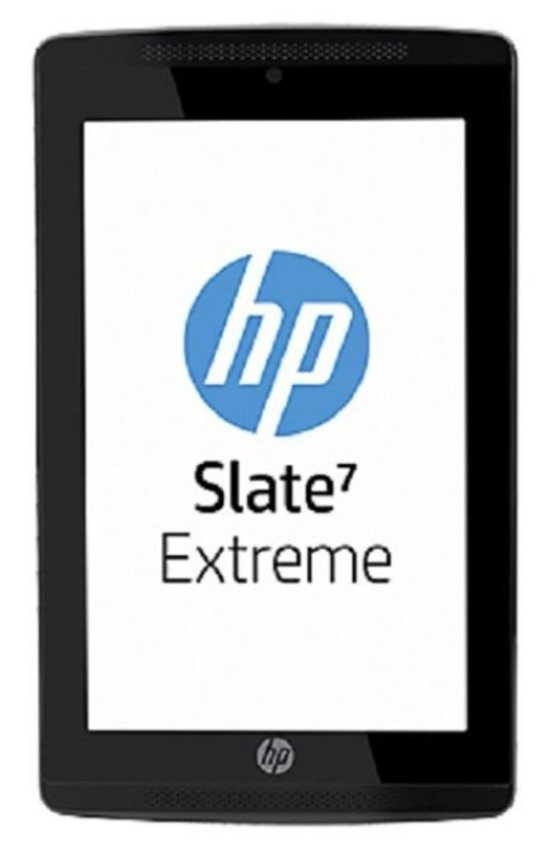 HP Slate 7 Voice Tab - White