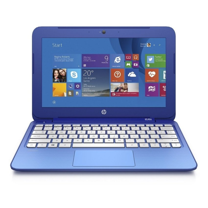 "HP Stream 11-D016TU - 2GB - Intel Celeron N2840  - 11,6"" - Biru"