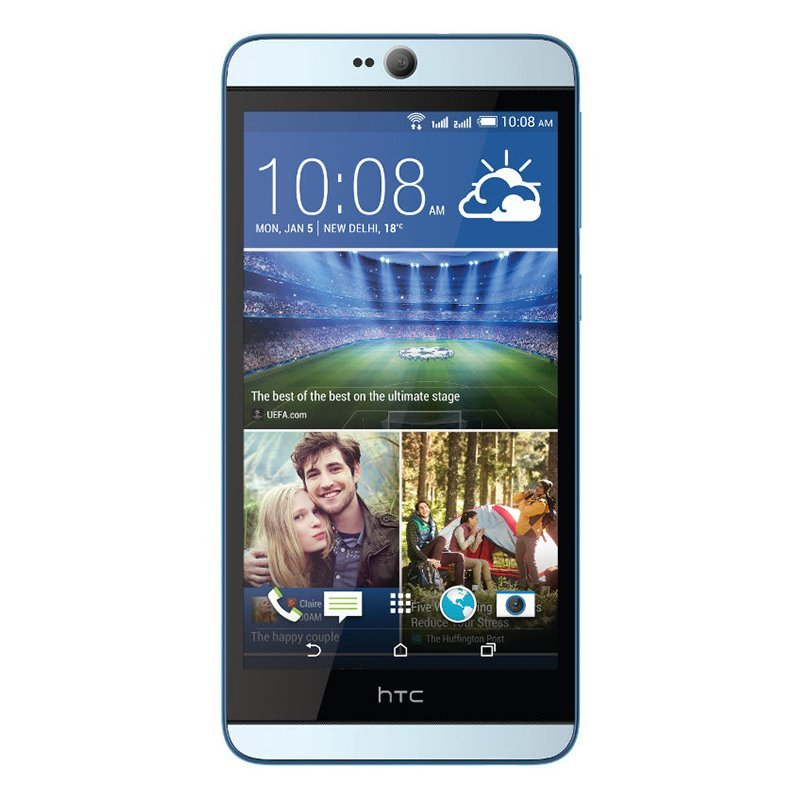 HTC Desire 826 Dual - 16GB - Blue Lagoon