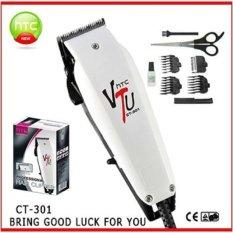 HTC VTU CT-301 Hair Clipper Mesin Cukur Potong Pangkas Rambut