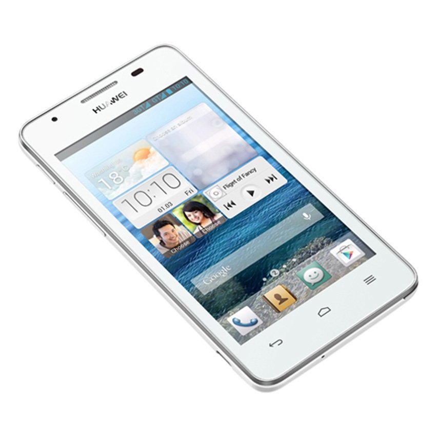 Huawei Ascend G525 - 4 GB - Dual GSM - Pure White