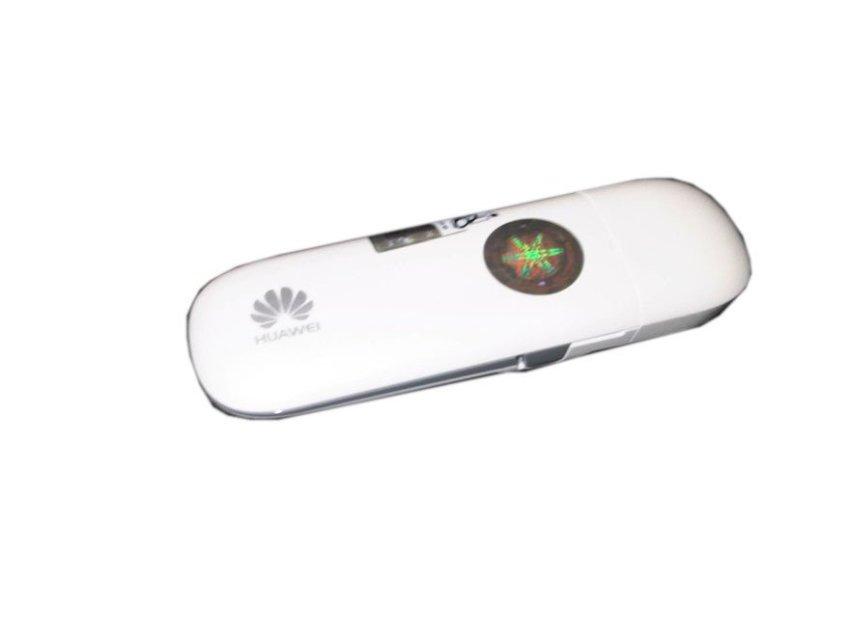 Huawei E3131 Modem 21.6mbps plus Soft WiFi - logo Flash