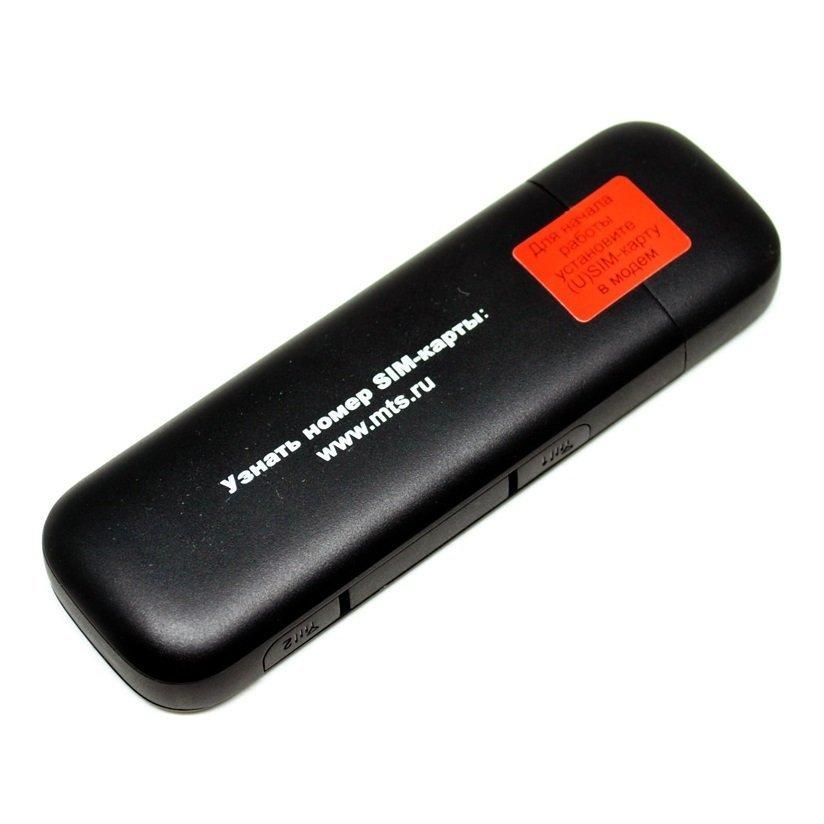 Huawei E3372 4G LTE Cat4 USB Modem - 827F - Hitam