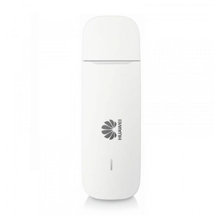 Huawei E3531 Modem With Speed 21 Mbps And Micro Sd Card Slot - Support Semua Gsm - Putih