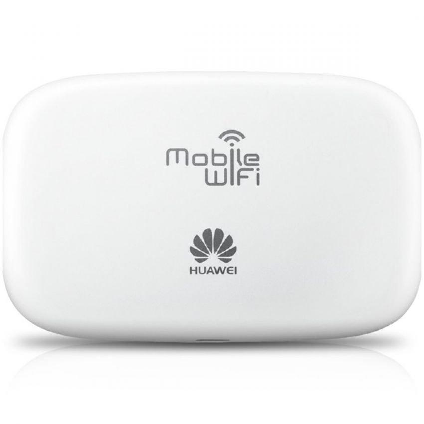 Huawei E5336 3G Mobile WiFi & Extender 21.6 Mbps - Putih