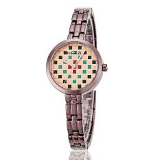 Huaxian KEZZI Brand 2016 New Luxury Women Quartz Watch Full Steel Ladies Wristwatches Relogio Feminino 30M Waterproof Dames Horloges