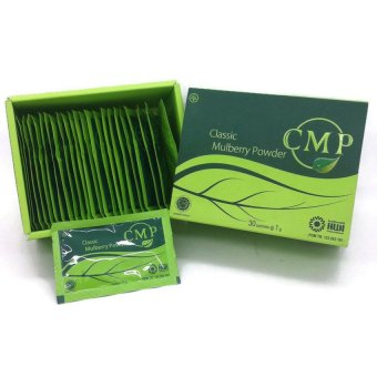 CMP HWI - Classic Mulberry Powder (Minuman Diet)