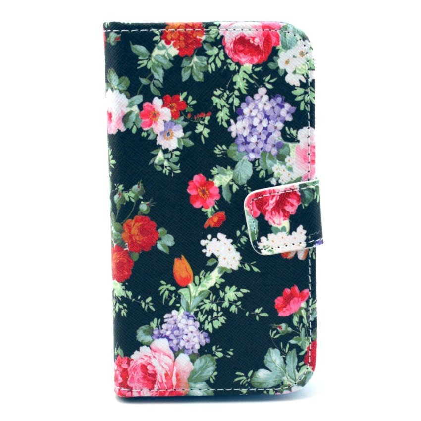 HXGRAND High Quality PU Leather Flip Stand Wallet Card Slot Bracket Back Case Cover for Motorola Moto X