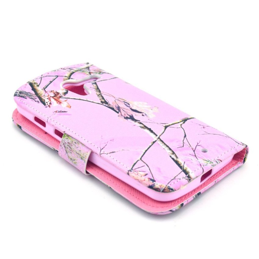 HXGRAND High Quality PU Leather Flip Stand Wallet Card Slot Bracket Back Cover for Motorola Moto X