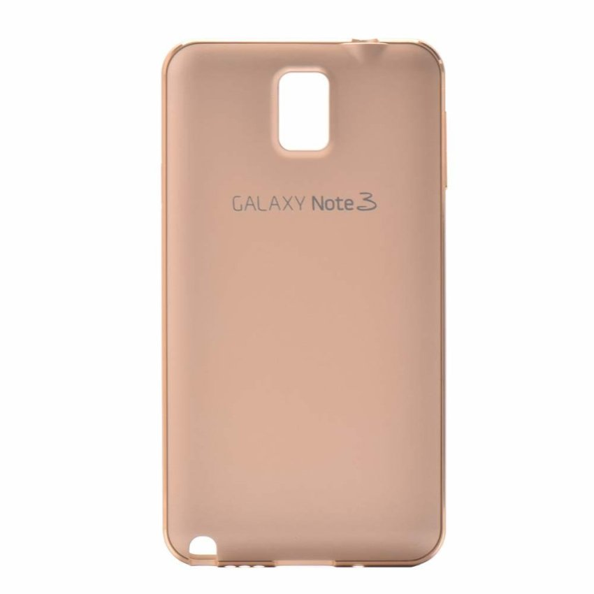 I3C Ultra-thin Brand New Metal Bumper Case Cover For Samsung Galaxy Note 3 (Champagne)