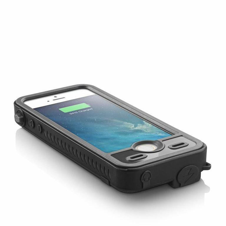 Ibattz Mojo Aqua Refuel 2in1 Removable Aqua for iPhone 5/5s