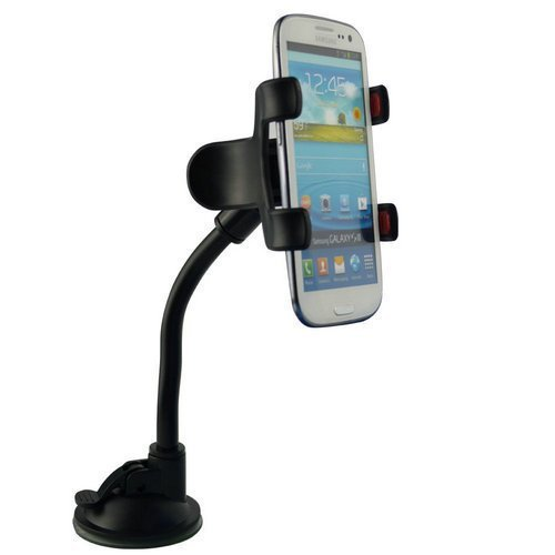 IBERL Cell Phone Mount for Car Windshield Holder (Intl)