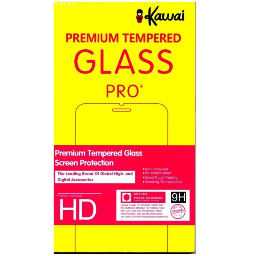 Ikawai Tempered Glass For Ipad Mini Dengan Ketebalan 0.4 mm - IKOTG4IPM