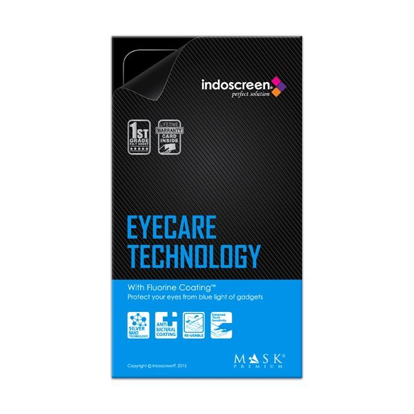 Indoscreen Microsoft Lumia 950 Mask Premium Lifetime Warranty - Eye Care Technology Screen Protector