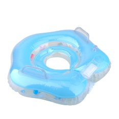 Inflatable Baby neck ring armpit swimming ring Child Safety Seat Float Ring Raft Pool Swimming Toy (Intl)