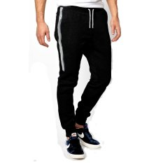 This page contains all information about Jfashion Mens Jogger Pants With Pocket Zipper Abu Update.