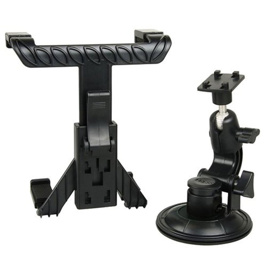 JIANGYUYAN Black a Pple iPad Car Windshield Suction Mount (Intl)