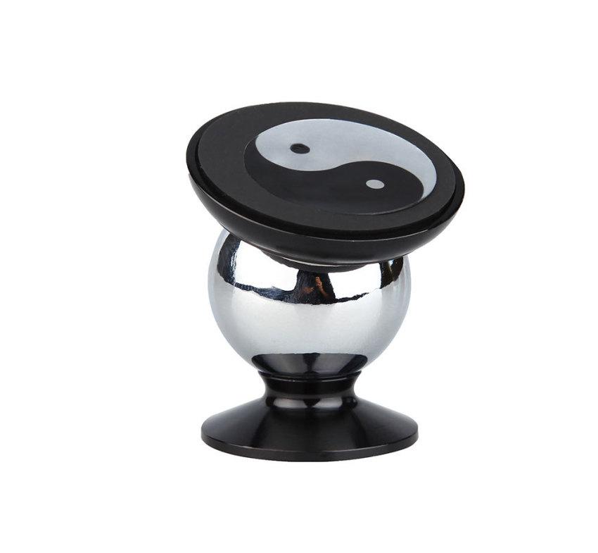 JIANGYUYAN Universal Vehicle Adjustable Tablet Mount for Pad GPS(Silver and Black) (Intl)