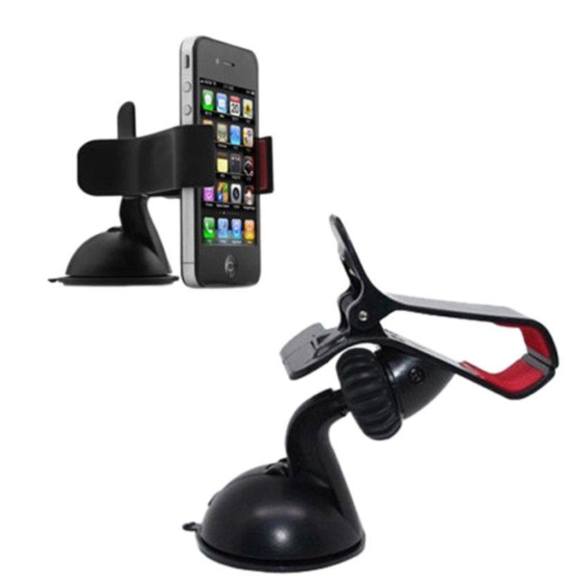 JOR Car Stick Stand Holder (Black) (Intl)