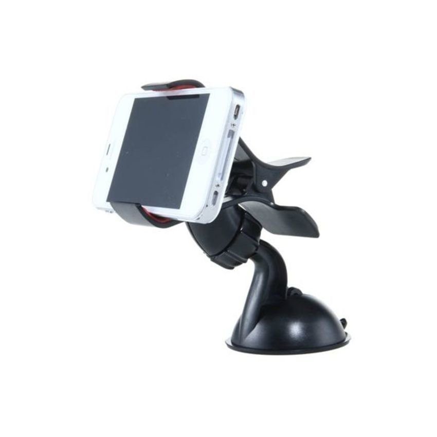 JOR Rotatable Stand for iPhone 5 (Black) (Intl)